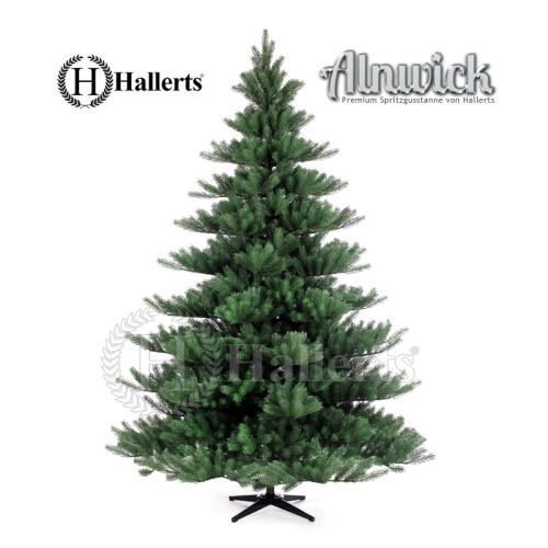 Premium spritzguss weihnachtsbaum nordmanntanne